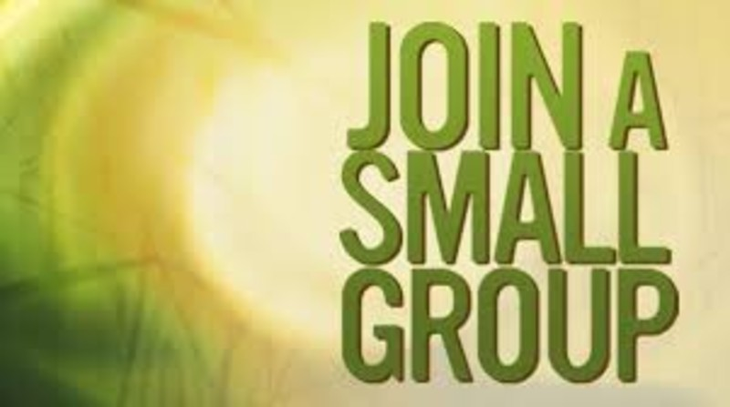 small study groups in churches Does being in a small group bible study really change anything or is it just something to do this funny video illustration is a challenge for small groups.